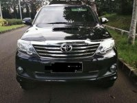 Toyota Fortuner 2.4 Automatic bebas kecelakaan