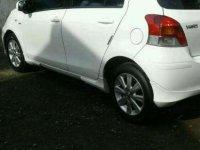 Toyota Yaris 2011 dijual cepat