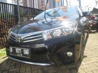 Butuh uang jual cepat Toyota Altis 2014