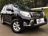 Toyota Land Cruiser 2010 bebas kecelakaan