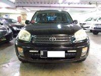 Toyota RAV4 LWB bebas kecelakaan