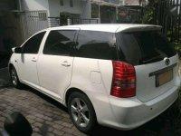 Toyota Wish 2004 dijual cepat