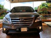 Toyota Innova 2014 bebas kecelakaan