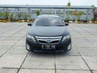 Jual Toyota Camry Hybrid 2013, KM Rendah