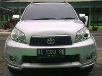 Toyota Rush 2011 dijual cepat