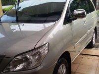 Toyota Innova 2013 dijual cepat