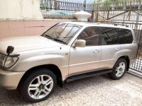 Jual Toyota Land Cruiser 2004, KM Rendah