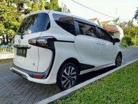 Butuh uang jual cepat Toyota Sienta 2018