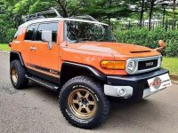 Toyota FJ Cruiser  bebas kecelakaan