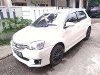 Toyota Etios Valco 2014 bebas kecelakaan