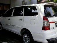 Jual Toyota Innova 2015 Manual
