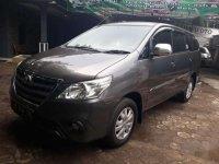 Butuh uang jual cepat Toyota Innova 2014