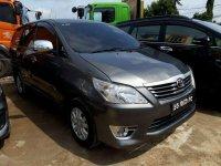 Toyota Innova 2012 dijual cepat