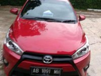 Jual Toyota Yaris 2016 Manual