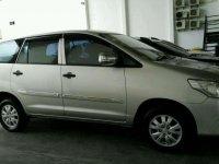 Butuh uang jual cepat Toyota Innova 2013