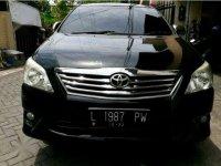 Jual Toyota Innova 2012 Manual