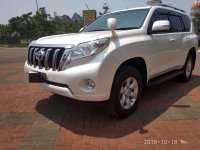 Jual Toyota Land Cruiser 2013 Automatic
