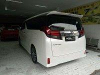 Jual Toyota Alphard 2015 Automatic