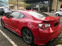 Toyota 86 2014 dijual cepat