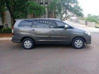 Toyota Kijang 2012 bebas kecelakaan