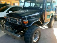 Jual Toyota Land Cruiser 0 Manual