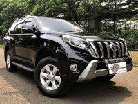 Jual Toyota Land Cruiser 2014 Automatic