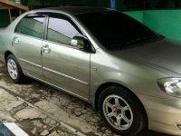 Toyota Altis 2003 dijual cepat