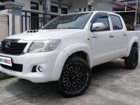 Toyota Hilux E dijual cepat