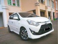 Jual Toyota Agya 2017, KM Rendah