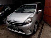 Jual Toyota Agya 2013 Automatic