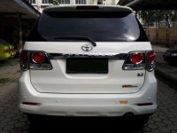 Toyota Fortuner G bebas kecelakaan