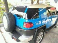 Toyota FJ Cruiser 2011 dijual cepat