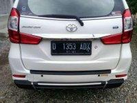 Jual Toyota Avanza 2015 Manual