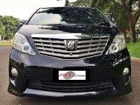 Toyota Alphard SC bebas kecelakaan