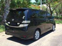 Toyota Vellfire V dijual cepat