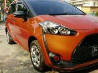 Toyota Sienta  bebas kecelakaan