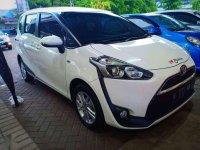 Toyota Sienta 2018 dijual cepat