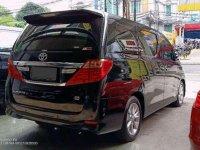 Toyota Alphard 2013 bebas kecelakaan