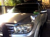 Toyota Fortuner 2010 bebas kecelakaan