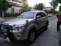 Toyota Fortuner 2008 dijual cepat