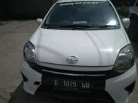 Toyota Agya 2013 dijual cepat