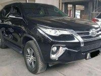 Jual Toyota Fortuner 2016 Manual