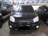 Toyota RAV4 2005 bebas kecelakaan