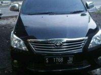 Toyota Innova  bebas kecelakaan
