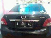 Toyota Voltz  bebas kecelakaan
