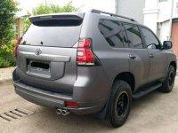 Jual Toyota Land Cruiser 2010 Automatic