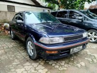 Jual Toyota Corolla 1990, KM Rendah