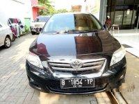 Toyota Corolla Altis 2010 dijual cepat