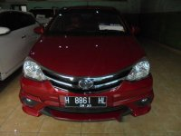 Toyota Etios Valco  bebas kecelakaan