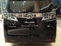 Jual Toyota Vellfire 2018, KM Rendah